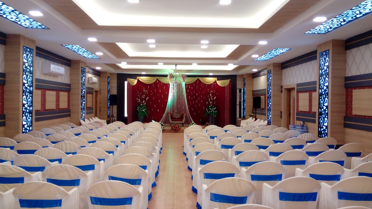 Best AC Marriage halls in Erode