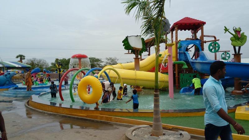 theme park in tamilnadu