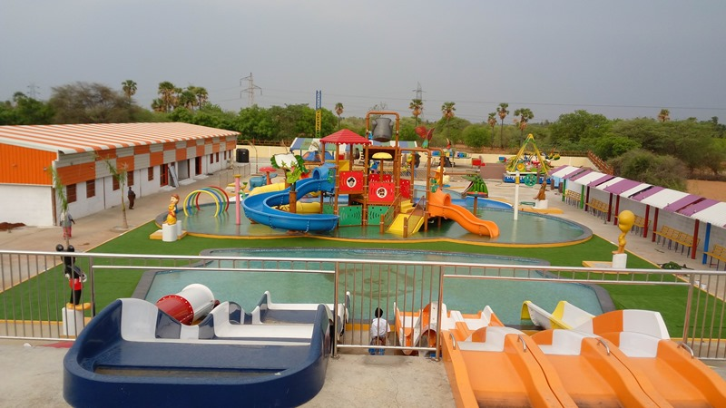 theme park in erode
