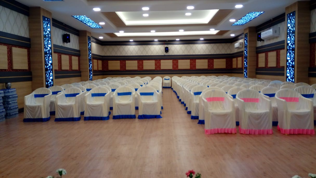 Best AC Marriage halls in Perundurai