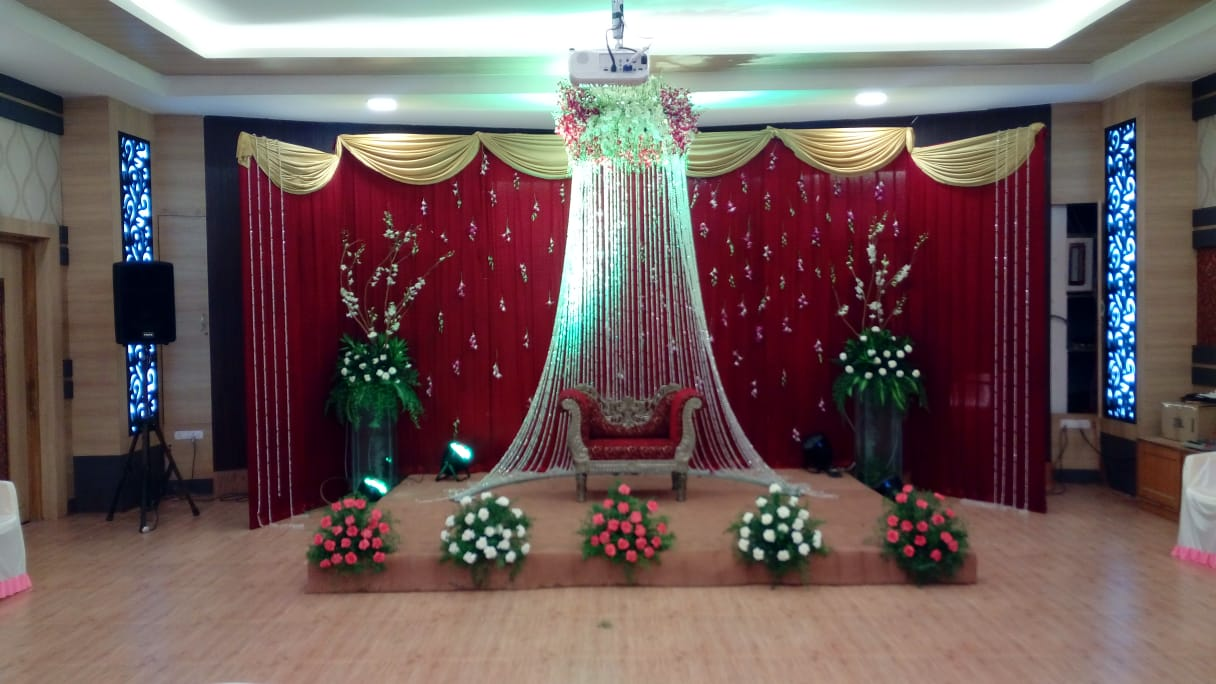 AC Marriage halls in Perundurai