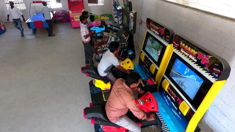 dry games in perundurai