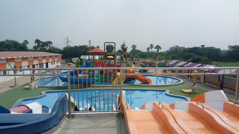Amusement park in perundurai