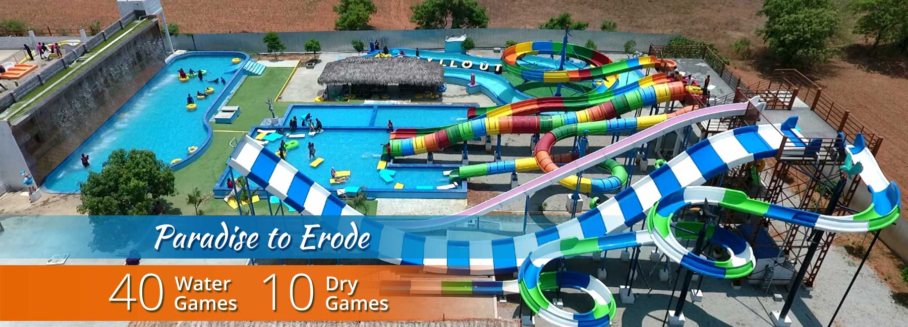 water theme park in erode chillout